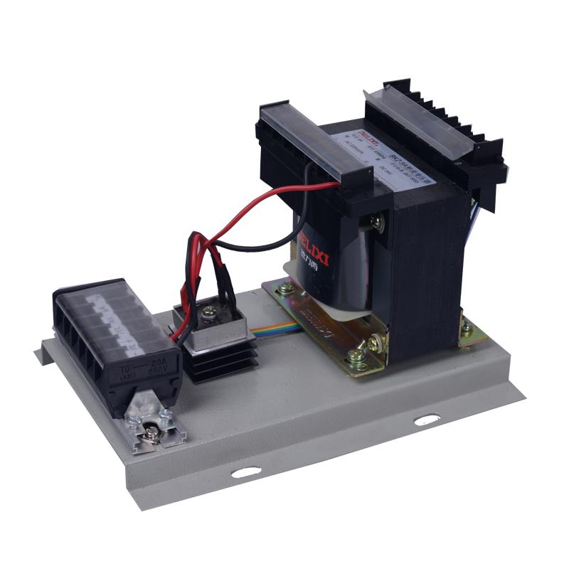 标准 jb/t 5555 产品特点 产品采用控制变压器降压,输出功率大; 整流
