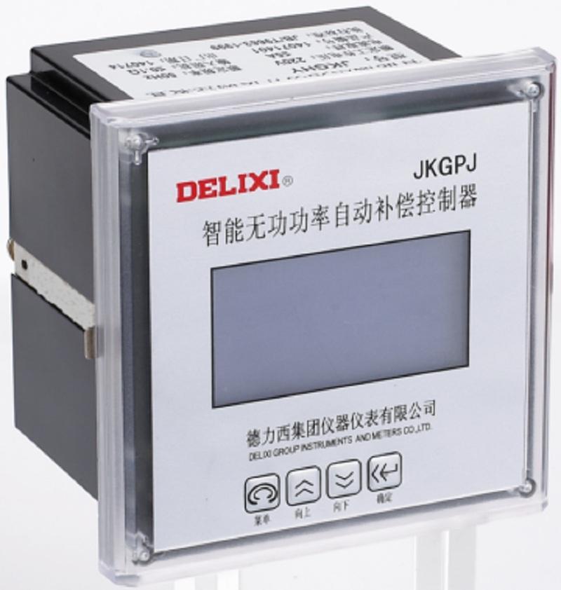jkgpj 型智能低压无功补偿控制器